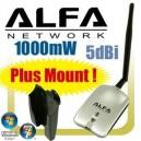 WiFi адаптер ALFA 1W (AWUS036H) v5