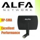 Антена панельна ALFA 7dBi