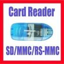 Кардридер USB SDHC / SD / MMC