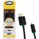 Кабель HDMI v1.4 WT-HM5009