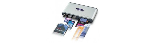 Картридеры & USB хабы