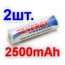 Аккумуляторы AA Tenergy Premium 2500