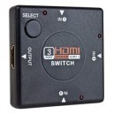 HDMI перемикач 3-х портовий