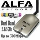 Адаптер WiFi Alfa (AWUS051NH)
