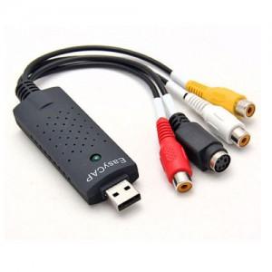 EasyCAP USB адаптер